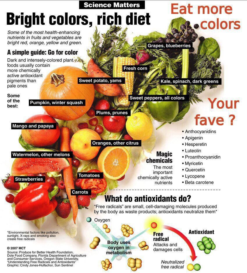 The Antioxidant Diet Plan: What to Eat for Maximum Health